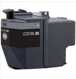 Cartucho de tinta compatible para Brother LC3219BK
