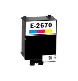 Cartucho de tinta compatible para Epson T267