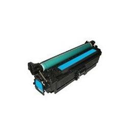Tóner compatible para HP CE341A Cian (651A)